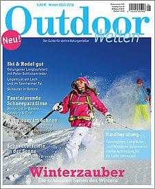Wander Magazine Outdoor Welten