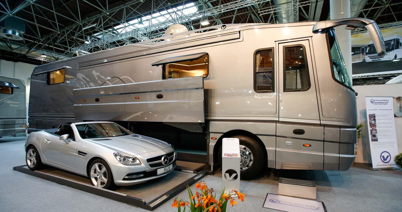 Caravan salon d sseldorf 2015 serv media for Salon caravaning