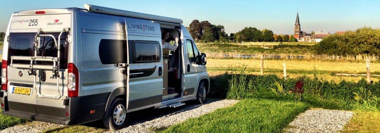 SERV-Media, Wim de Roos, onderweg met Roller Team Livingstone 255