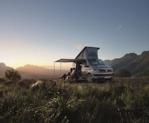 VW California automerk camper