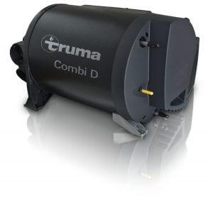 camper Truma Combi dieselverwarming