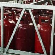 gasniveau en gasniveaumeter