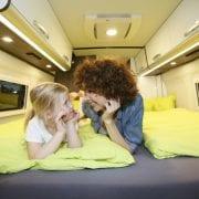 Zelf testen van een caravan of camper