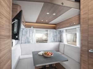 interieur Weinsberg CaraOne caravan
