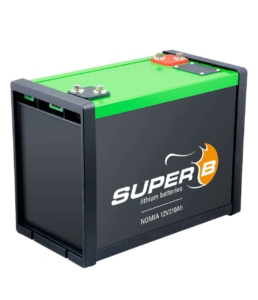 SuperB Nomia 12V210AH LiFePo4
