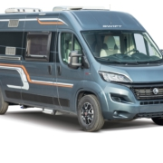 Buscamper campervan swift toscane