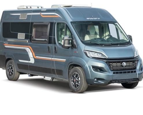 Buscamper campervan swift toscane