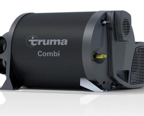 Truma Combi camperverwarming