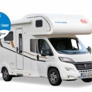 Camper van het Jaar 2021 Eura Mobil Activa One 650 HS alkoofcamper anwb