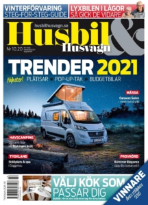 SERV-Media artikel in het Zweedse Husbil&Husvagn